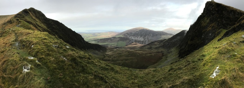 Stunning Snowdonia.